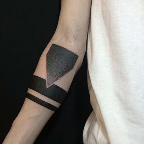 armband tattoo tumblr kol bandı dövmeleri