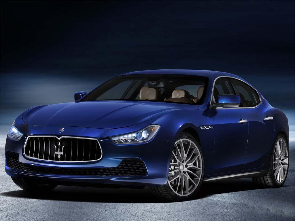 2014 Maserati Ghibli ~ Cars Wallpapers HD