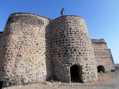 Hornos de cal en Fuerteventura