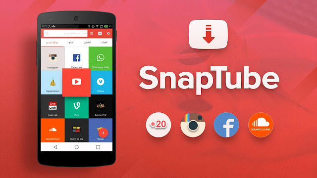 SnapTube VIP - YouTube Downloader HD Video Beta V4.37.1.10710
