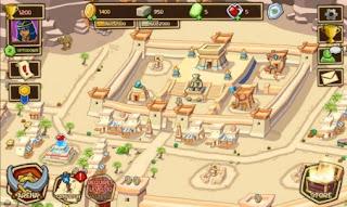 Empires of Sand Mod Apk 3.50