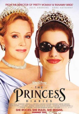 The Princess Diaries 2001 BRRip 720p Dual Audio In Hindi English