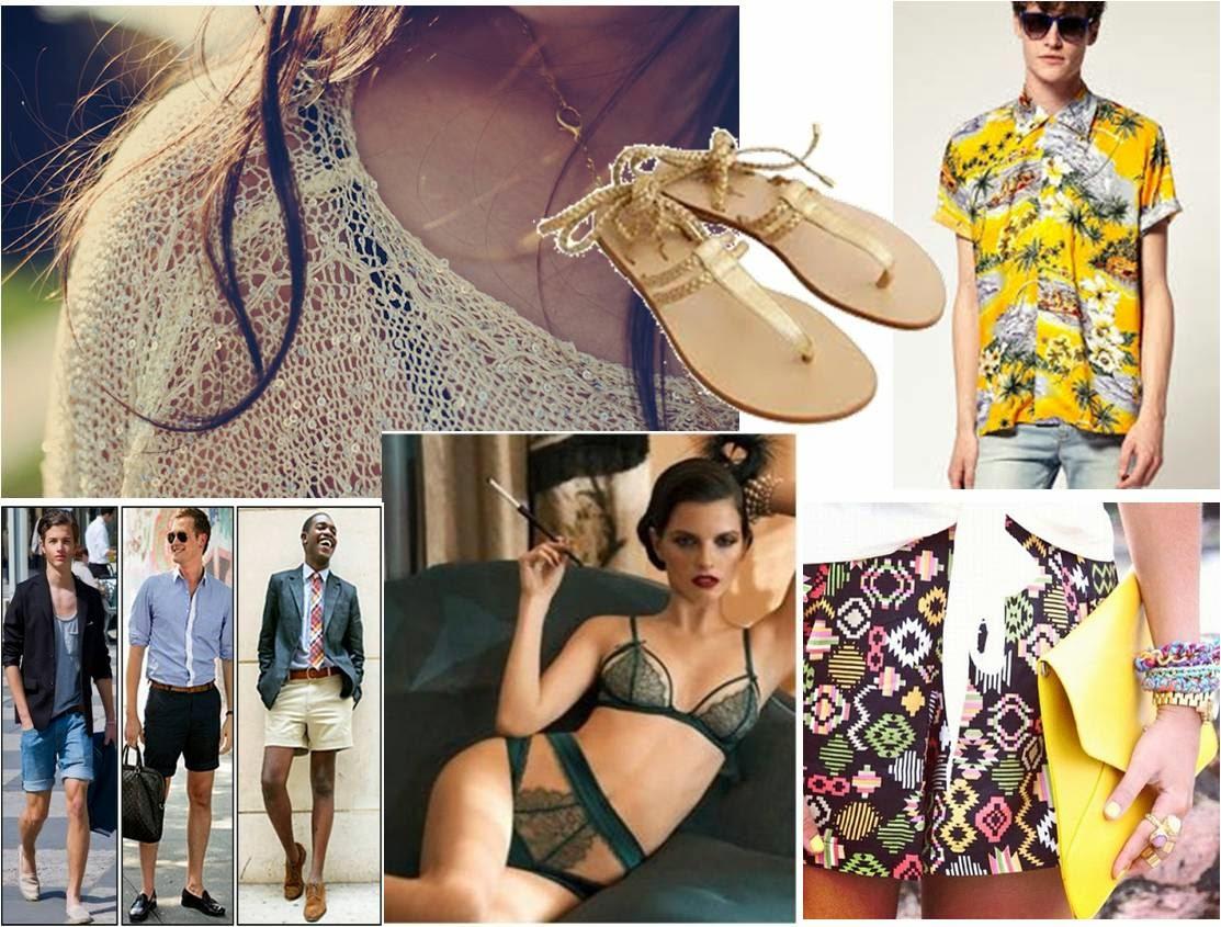 Macrotendências de Moda para a Primavera Verão 2015