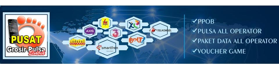 Web Promosi Mitra Tap-Pulsa.Com Server Pulsa murah