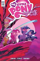 MLP Friendship is Magic 44 Comic by IDW Regular Cover by Tony Fleecs