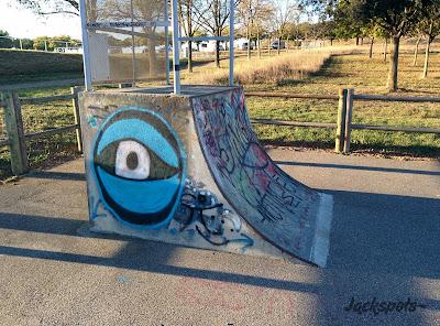 Skatepark Pech David