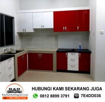 Kitchensetdapur Com Jasa Kitchen Set Murah Di Cinere Depok Hub Wa