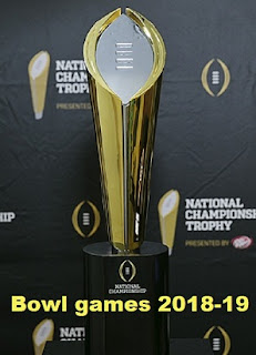 College Football Playoff 2018-19: bowl games Projections, matchups,  TV Schedule.