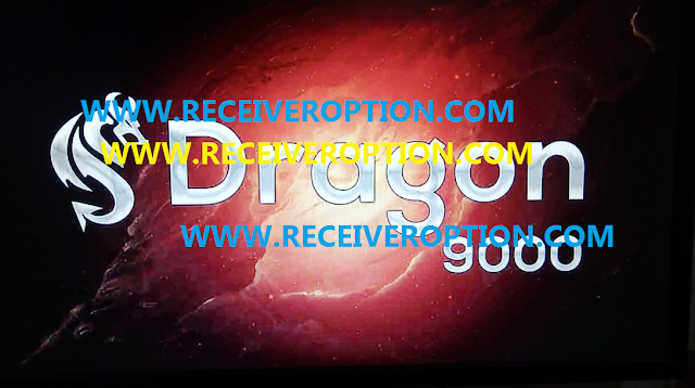 DRAGON 9000 HD RECEIVER AUTO ROLL POWERVU KEY NEW SOFTWARE