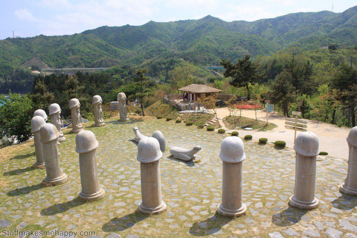5. Park Haesindang or Penis Park Sinnam