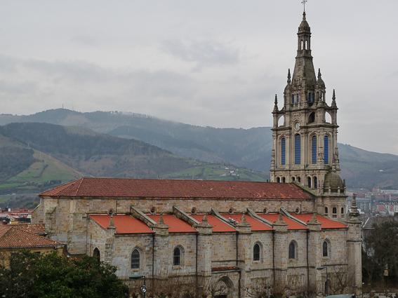 Basilica de Begoña de Bilbao