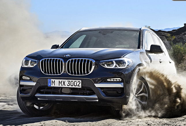2018 BMW X3 and X3 M40i