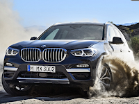 2018 BMW X3 and X3 M40i Redesign