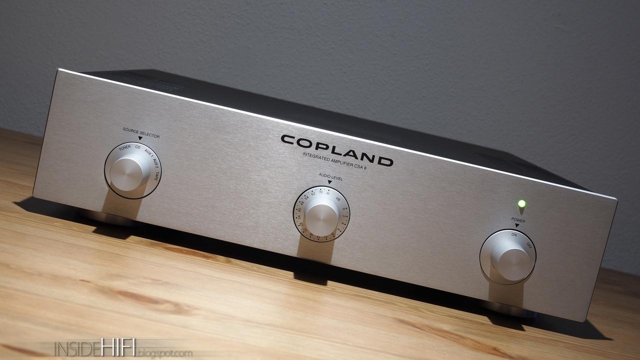 Inside Hi Fi Copland Csa 8