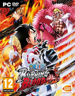 One Piece: Burning Blood - Free Full Download | CODEX PC Games