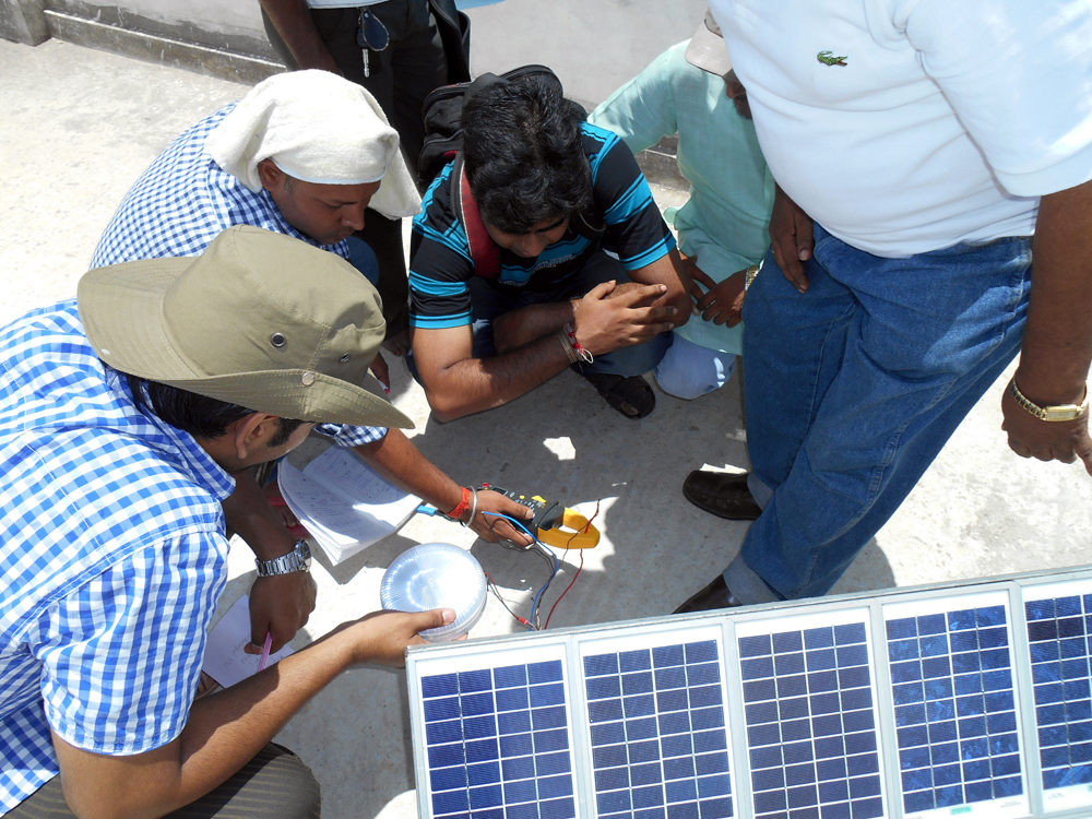 Pv Installation Course To Become A Solar Panel