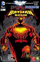 Os Novos 52! Batman e Robin #11
