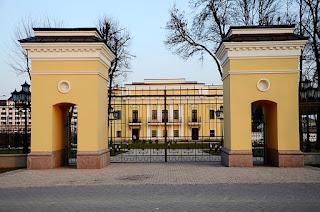 Pałac Wańkowiczów - Mińsk Litewski