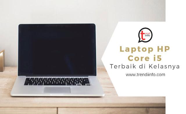 Laptop HP Core i5 Terbaru