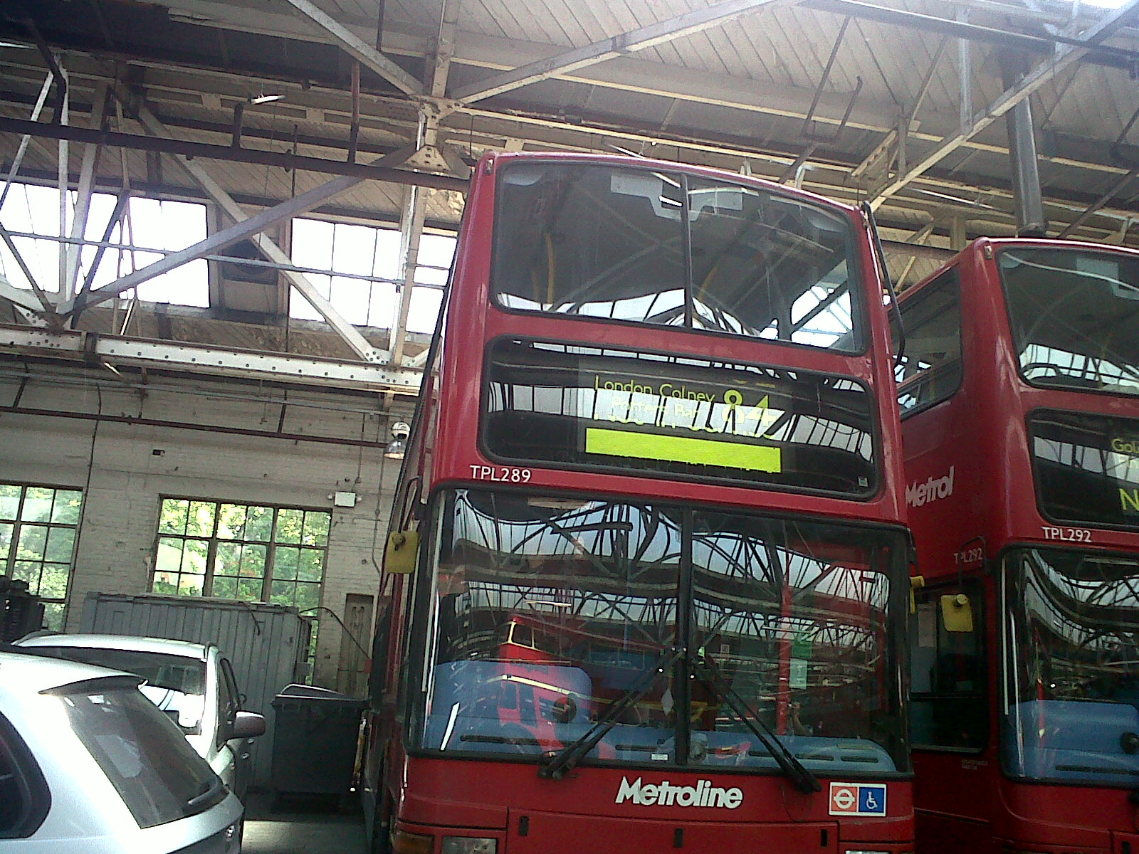 London Buses On The Go Potters Bar Bus Garage Open Day Part 2