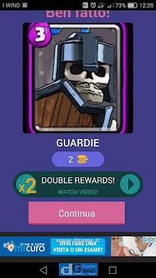 Indovina la carta Royale soluzione livello 93