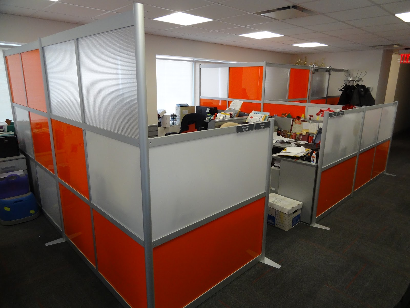 Modern Office Partitions And Room Dividers