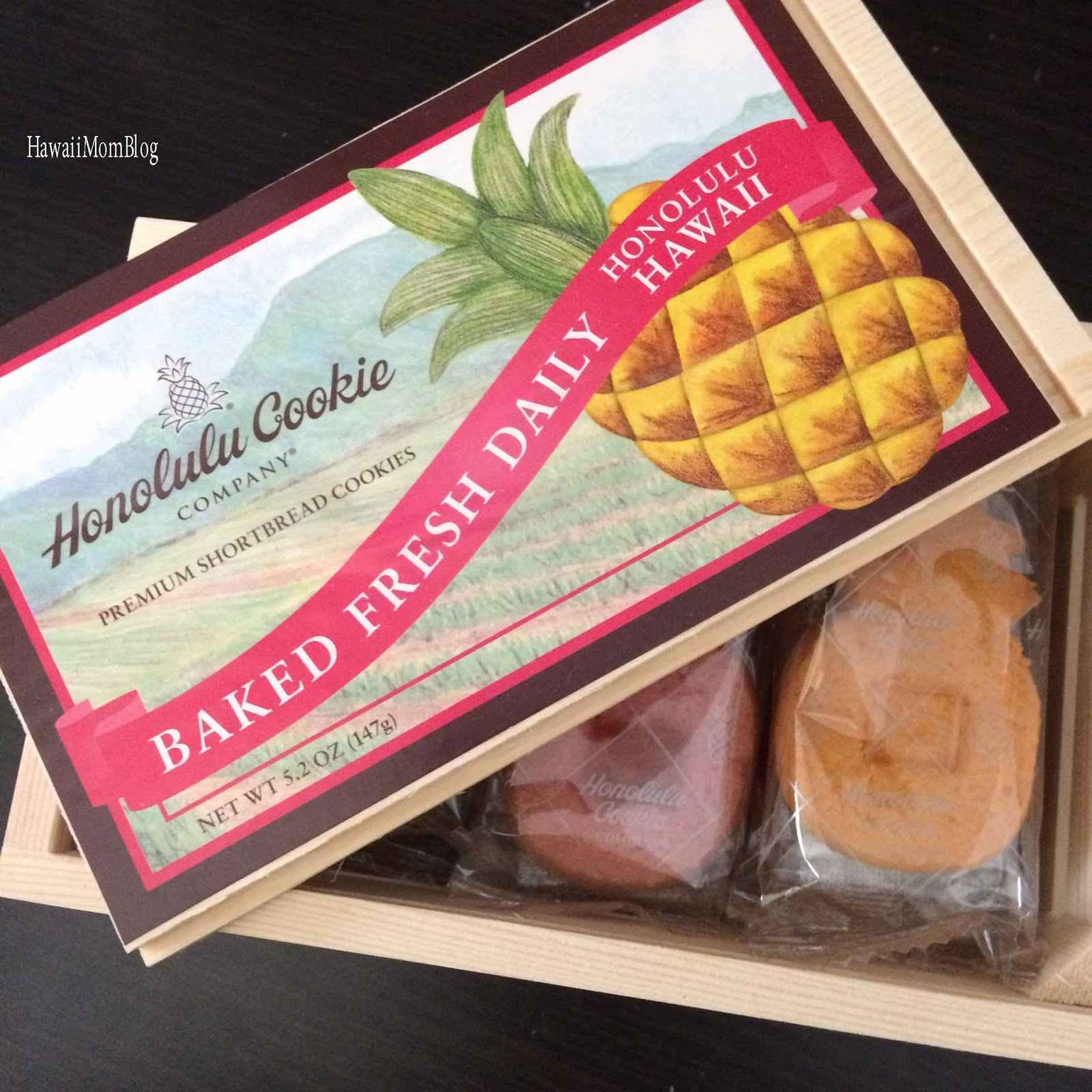 I Love Honolulu Cookiepany's Shortbread My Faves Are Usually The  Chocolatedipped Varieties, But I Really