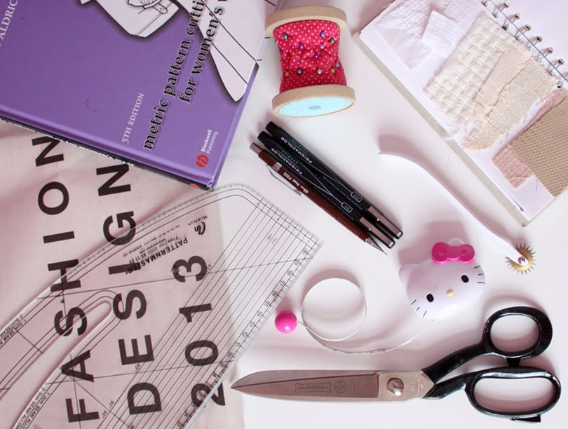 fashion design student applying 1st year tips
