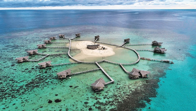 Pulau Cinta eco resort