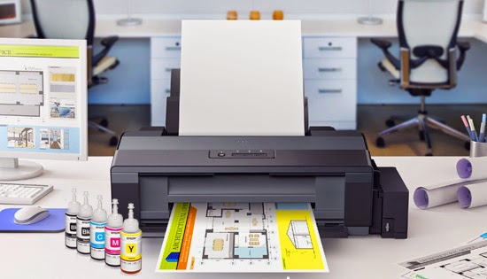 Epson is Easy to set up