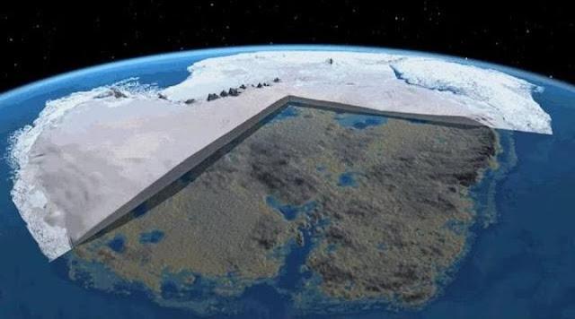 Rússia revela que a Antártica não é o que nós conhecemos