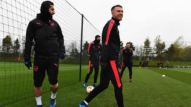 Atletico Madrid v Arsenal: Starting lineup – Injured Arsenal Star STARTS!