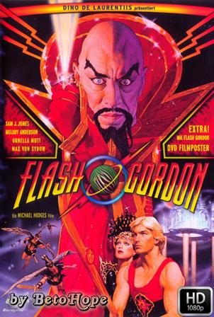 Flash Gordon [1080p] [Latino-Castellano-Ingles] [MEGA]