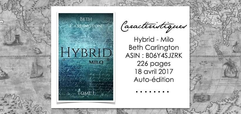 Hybrid - Milo de Beth Carlington