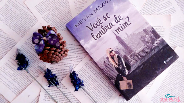 [Resenha] Você se lembra de mim? |  Megan Maxwell