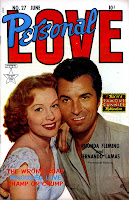 Personal Love v1 #27 Lorenzo Lamas romance comic book photo cover