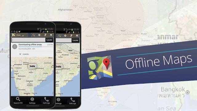 Que tal baixar mapas offline do Google Maps diretamente do seu Android?