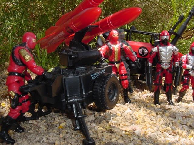 2002 Gift Set Fast Blast Viper, Crimson, SMS, Sears Exclusive, 1985, Crimson Guard Immortal, 1991, 1984 Firefly