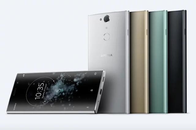 Resmi Hadir, Sony Xperia XA2 Plus dengan Layar 6 Inci RAM 6GB