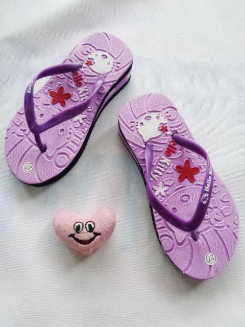Sandal HK Tebal Anak | Belanja Online Mudah & Nyaman