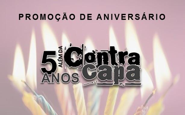Promoção: Cinco Anos de Além da Contracapa