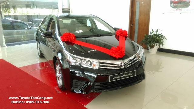 Toyota Corolla Altis nhận được rất nhiều sự quan tâm của người tiêu dụng tại Việt Nam