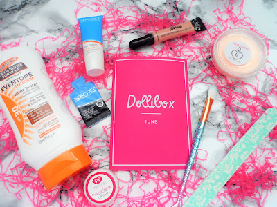 June dollibox 2017