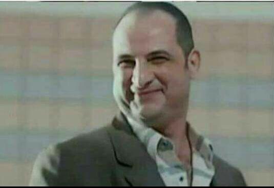 خالد الصاوي الباش تلميذ