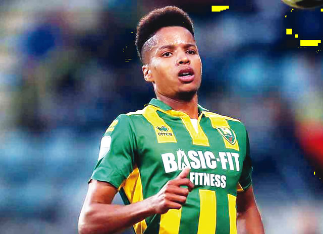 Tyronne Ebuehi to play for Nigeria