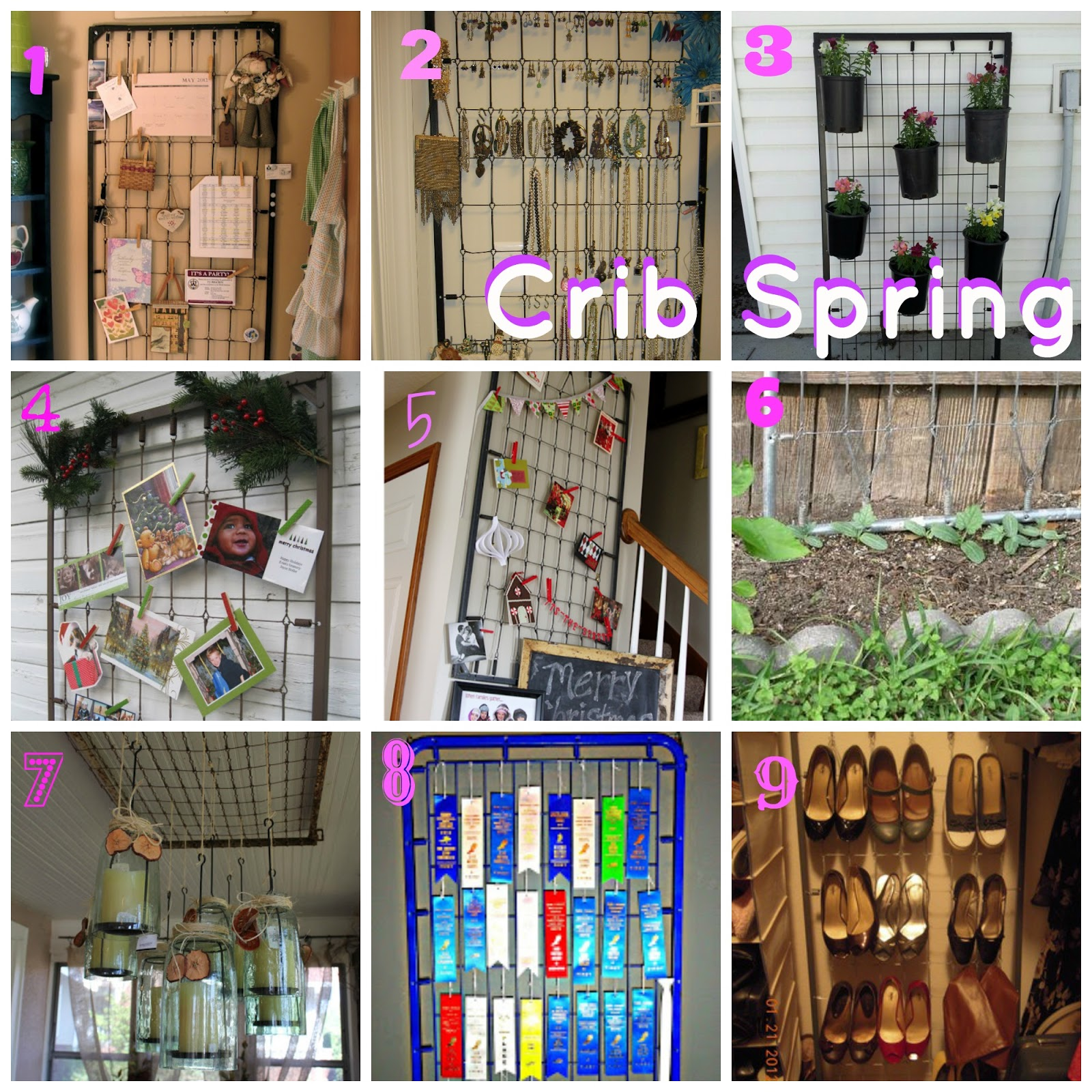 20 Ways To Spiff Up Your Backyard For Spring: 20 Ways To Upcycle A Crib