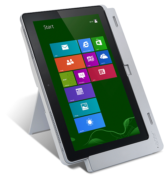 Acer Iconia W7 Tablet Pc Review Tablet Laptop Magazine