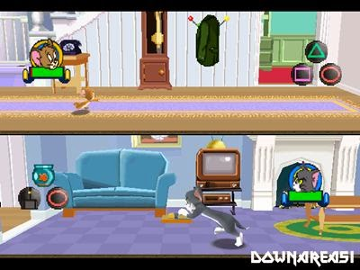 Tom And Jerry PS1