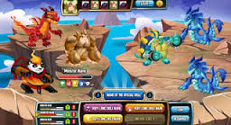 Monster Legends v4.4.1 MOD APK Full Unlimited Money [Terbaru]