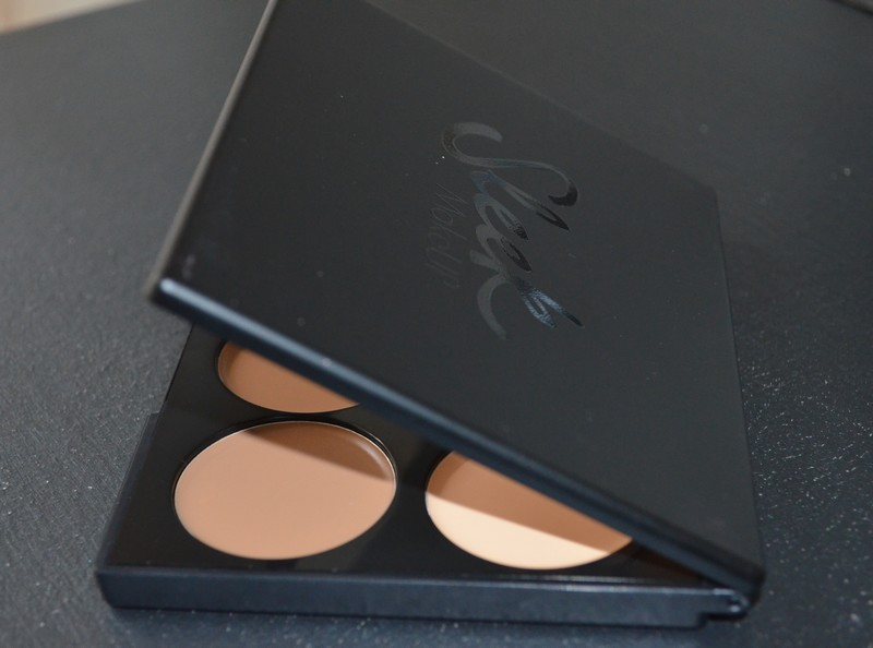 sleek , palette contouring sleek